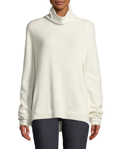 Norman B Turtleneck Cashmere Sweater