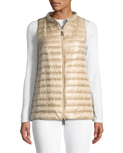 Classic Nylon A-Line Vest