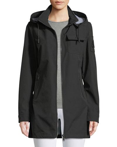 La Maurice Anorak Jacket w/ Removable Hood