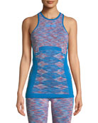 Seamless Racerback Yoga Tank Top