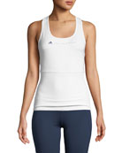 adidas by Stella McCartney Performance Essentials Tank, White