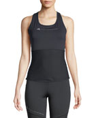 adidas by Stella McCartney Performance Essentials Tank, Black