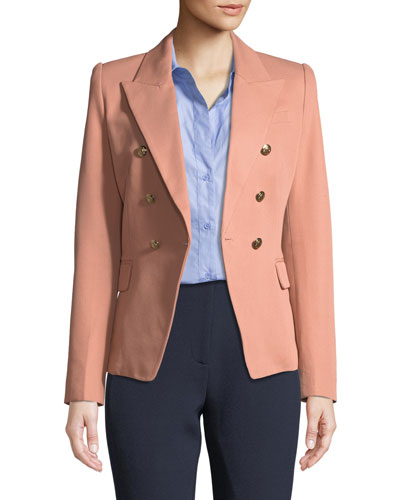 Dimmer Double-Breasted Blazer