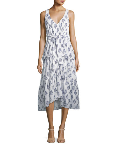 Womens Cotton Dress Neiman Marcus