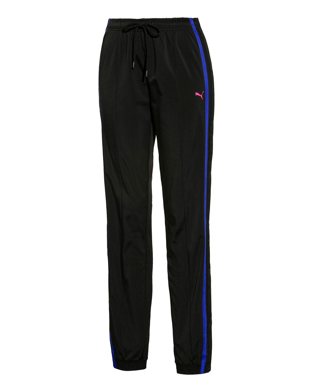 Tearaway Side-Snap Track Pants