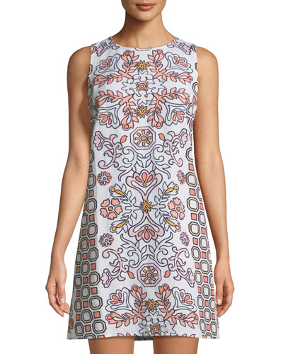 Hicks A-Line Mini Dress