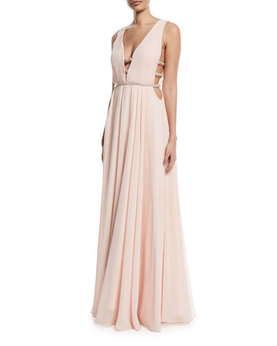 ef1a824538480 Blush Gown