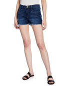 Le Cutoff Denim Shorts