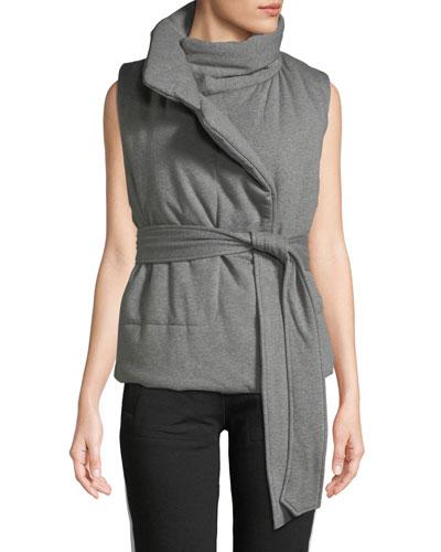 Sleeveless Sleeping Bag Vest