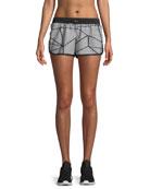 Chromatic Athletic Shorts