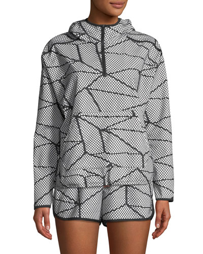 Chromatic Hooded Pullover