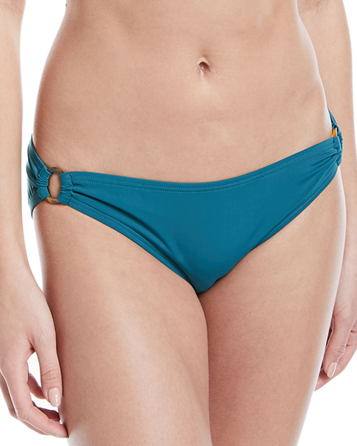 solid classic ring swim bottoms