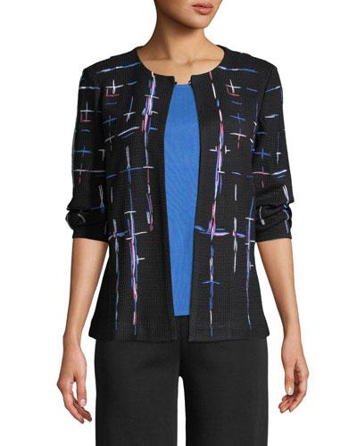 Shaded Lines Jacket