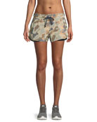 Sand Damask Running Shorts