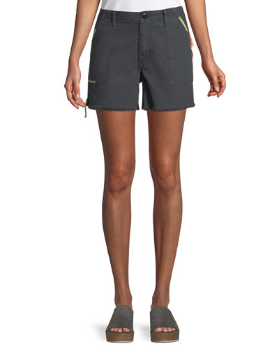 The Desert Cotton Twill Shorts