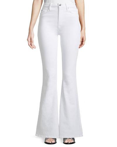 Holly High-Rise Flared-Leg Jeans