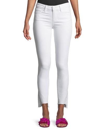 Skyline Skinny Ankle Peg Jeans