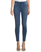 Quincy Amelia High-Rise Skinny-Leg Jeans