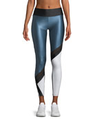 Jenner Colorblock Performance Leggings