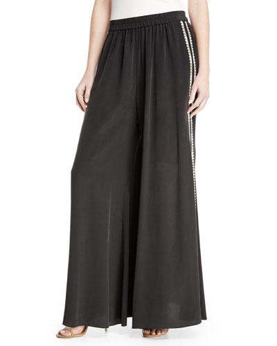 e1a51bc271b2 Black Wide Leg Pants | Neiman Marcus