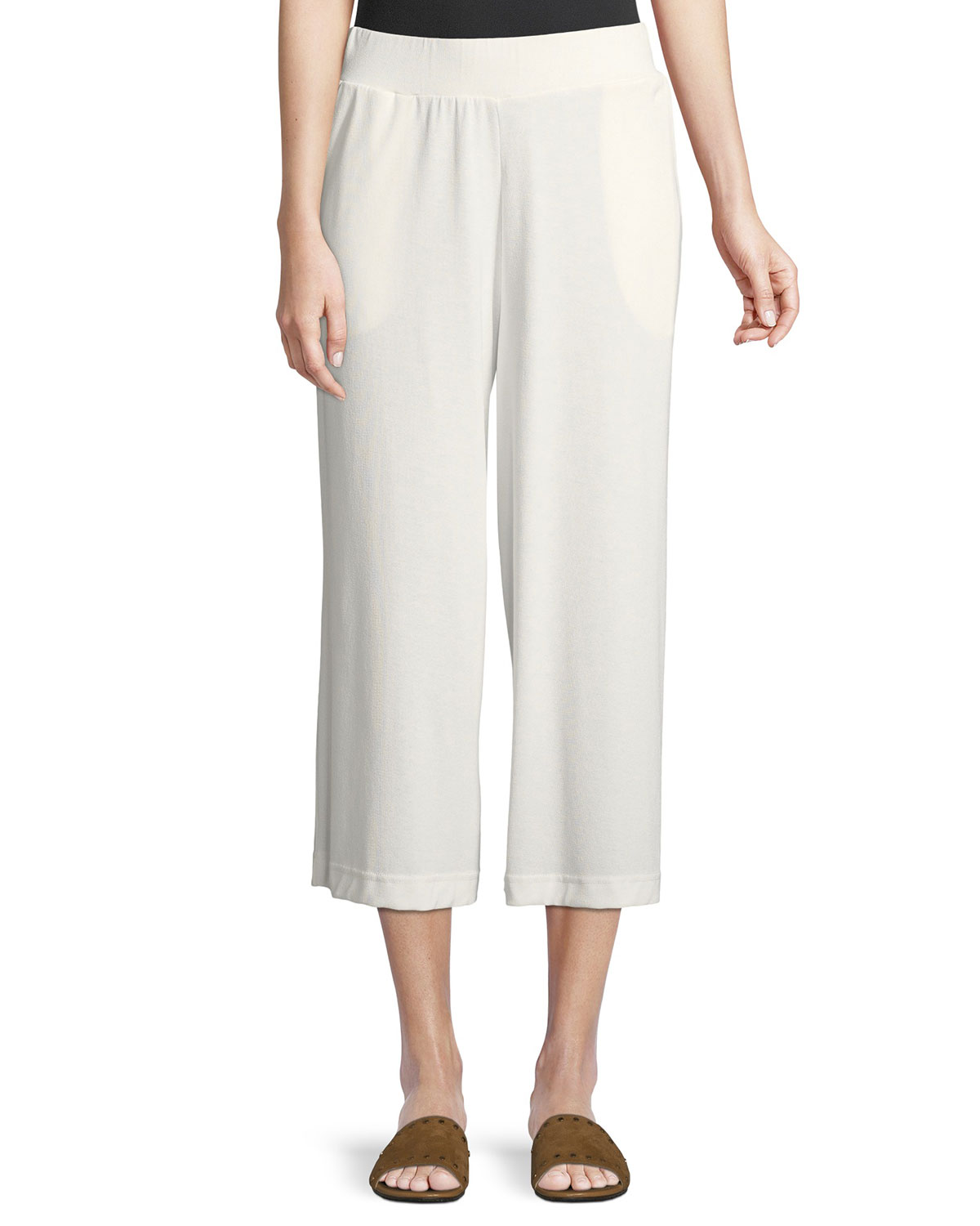 Patricia Jersey Culotte Pants