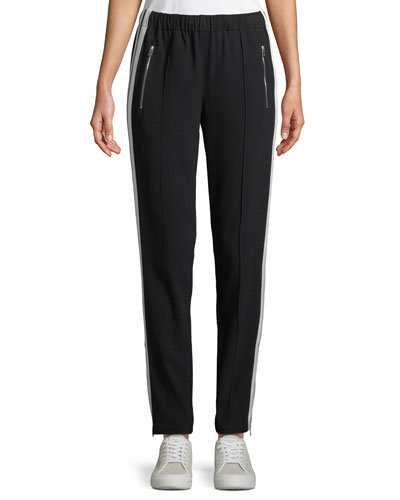 Milo Side-Stripe Track Pants