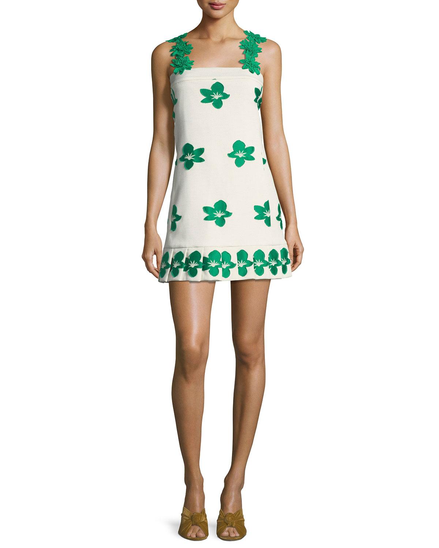 Pixy Floral Mini Dress