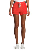 Sportivo Drawstring Terry Shorts
