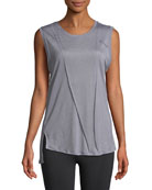 Brink High-Low Athletic Tank