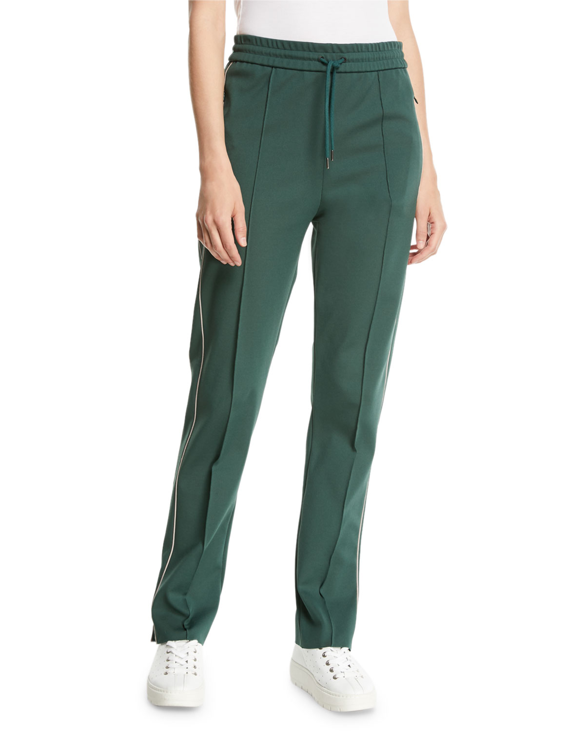 Technical Jersey Track Pants