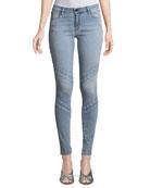 Beehive Skinny-Leg Jeans