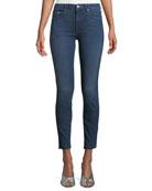 Looker Ankle-Length Skinny-Leg Jeans