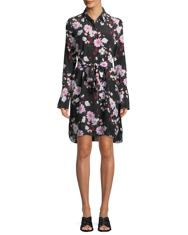 Clea Essential Garden Party Shirt Dress