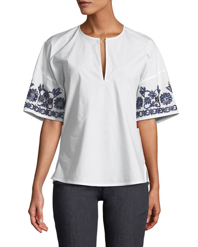 657f5c546f Imported Tory Burch Top