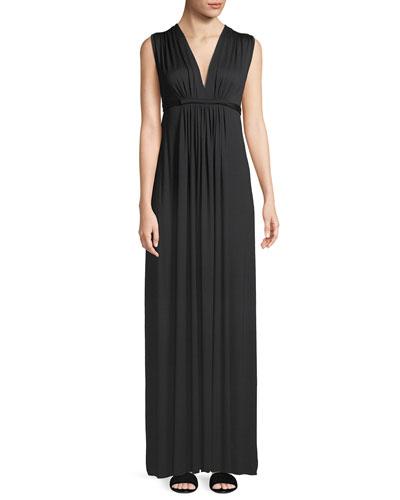 051065130cdbe Quick Look. Rachel Pally · Plus Size Long Sleeveless Empire-Waist Caftan  Dress