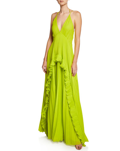 3d15d1c4d24a Empire Waist Evening Gown | Neiman Marcus