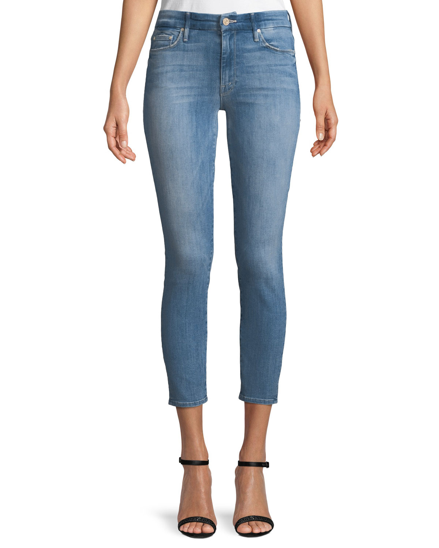 Looker Cropped Denim Jeans