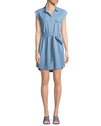 47adbfd4e9d Denim Shirt Dress