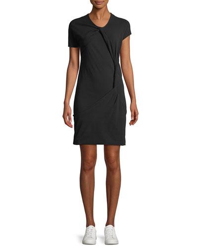 9adf73df6f4 Helmut Lang Black Dress