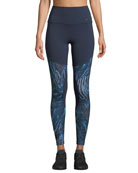 Nike Dri-FIT Power Printed Training Tights
