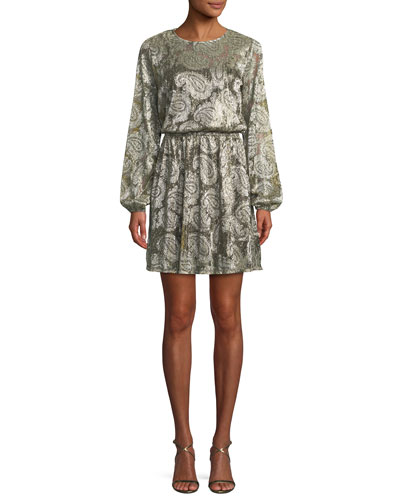 Banded Waist Dress  1912cb945