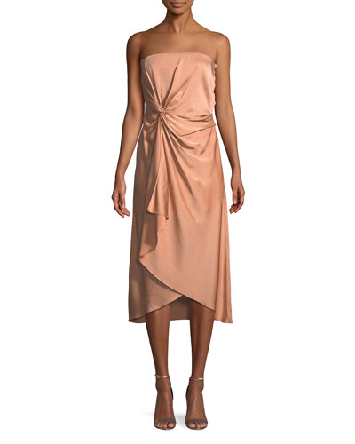 5a91b3b9333 Strapless Womens Dress