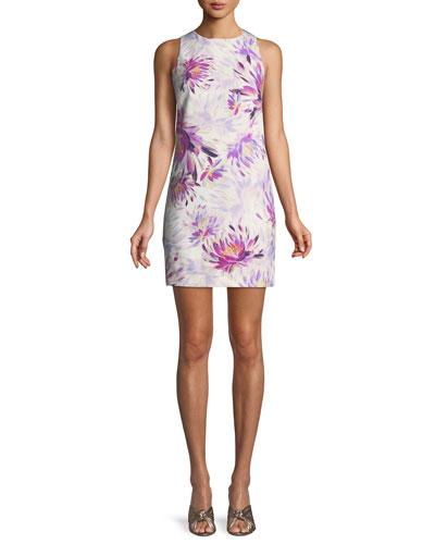 dc9f9a1171 Trina Turk Jewel Neckline Dress