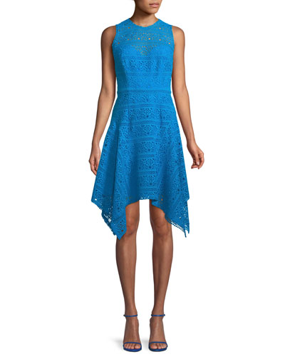9c2e8ff1ae Theia Nylon Dress