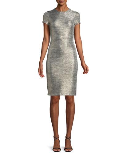 be80ce0e1ac3 Alice + Olivia Back Zip Dress