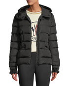 Moncler Betula Hooded Puffer Coat