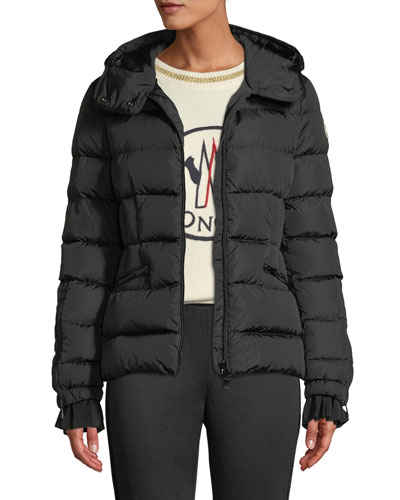 95431a4493 Quick Look. Moncler · Betula Hooded Puffer Coat. Available in Black