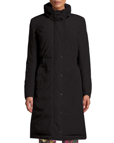 Jasseur Slim Parka Coat