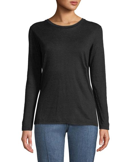 Etoile Isabel Marant Kaaron Long-Sleeve Tee Shirt