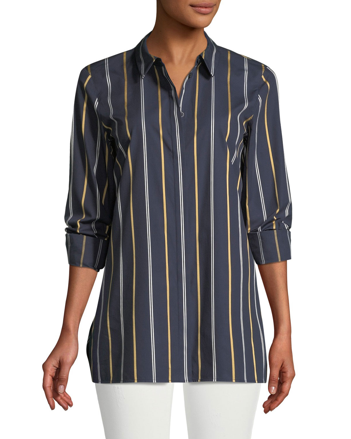 Brayden Riverside Stripe Blouse